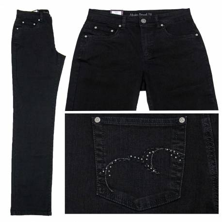 Jeans Monika coupe normale