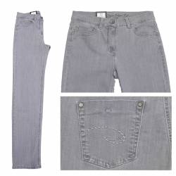 Jeans Magic Stretch Silver