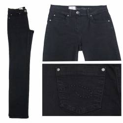 Jeans Anna Montana Magic Stretch Noir