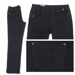 """Pantalon 7/8ÈME """"Jump'In"""" Noir"""