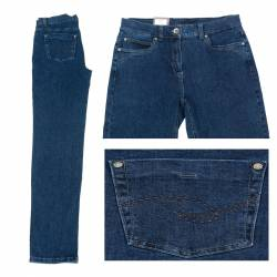 Jeans Magic Stretch Stone Wash