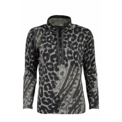 Pull Col Montant LUREX