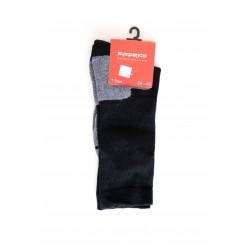 Chaussettes Longues de Sport Noir