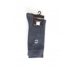 Pack 2 Chaussettes Motif Gris