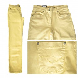 Jeans Anna Montana Magic Stretch Citron