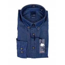 Chemise manches longues Jeans