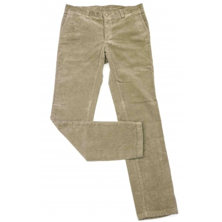 Pantalon Velours TCH Beige