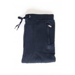 Pantalon détente femme Bleu Marine
