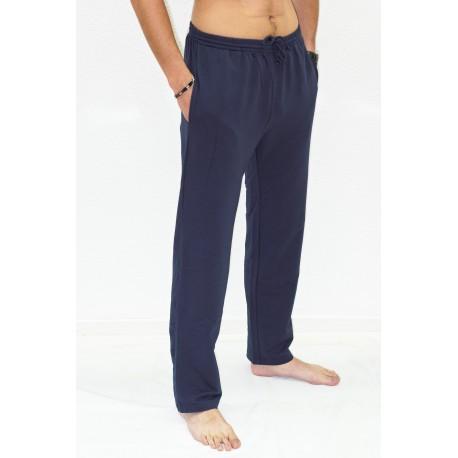 Pantalon détente Hajo Homme Bleu Marine