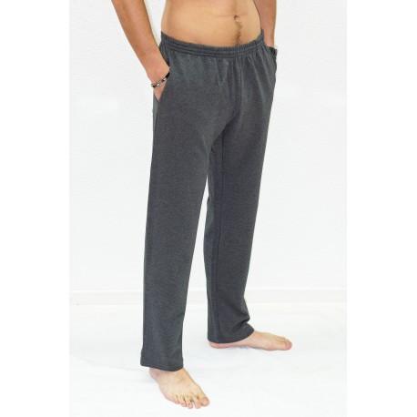 Pantalon détente Hajo Homme Gris
