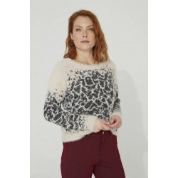 Pull Fantaisie Manches Longues