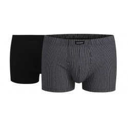 Boxer Pack X2 Ceceba Striped / Plain