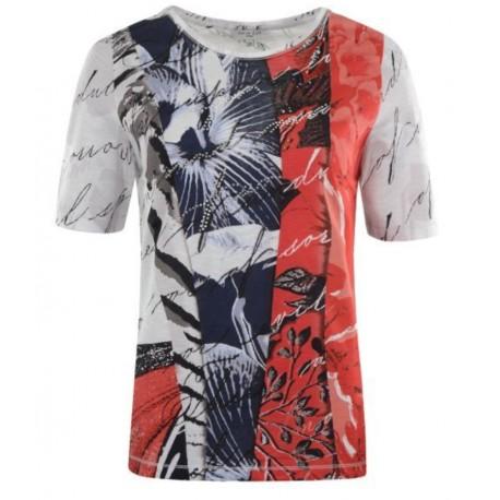 Tee-shirt Hajo Fantaisie Femme