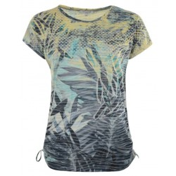 Tee-shirt Hajo Fantaisie Femme Strass