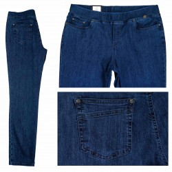 Jeans Anna Montana Jump In Stone Wash