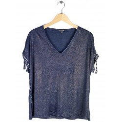 Tee-shirt Azay Blue