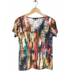 Tee-shirt Azay Femme Fantaisie