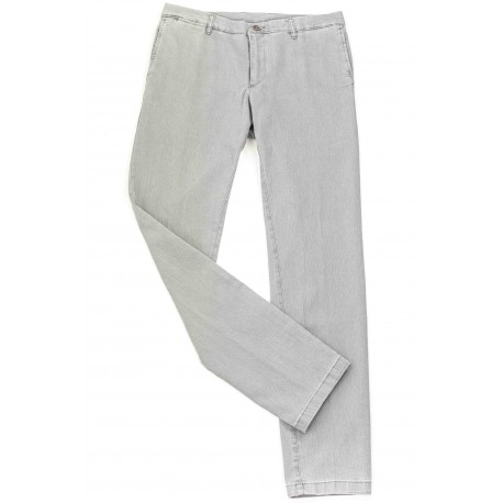 Jeans TCH stretch Forme Chino - Gris Clair