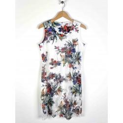 Azay Damen Phantasie ärmelloses Kleid