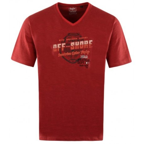 Hajo Fancy Red T-Shirt