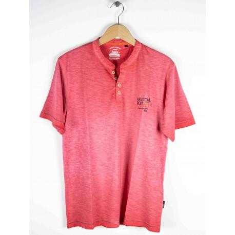 Hajo Fancy Red Tee Shirt