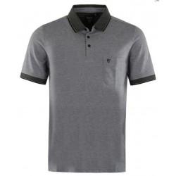 Hajo non-iron polo shirt Navy
