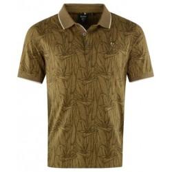 Hajo non-iron polo shirt Fantasie Green