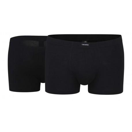 Boxer Pack X2 Ceceba Uni Noir