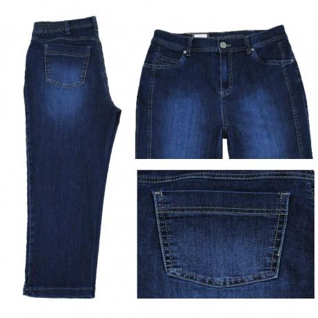 Pantacourt Anna Montana Dora confort fit Jeans
