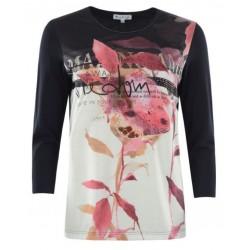 Women's Hajo Fancy 3/4 Sleeve T-shirt