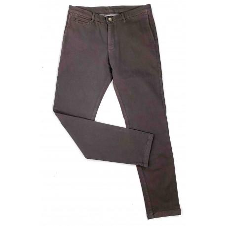 Jeans TCH stretch Forme Chino - Brun