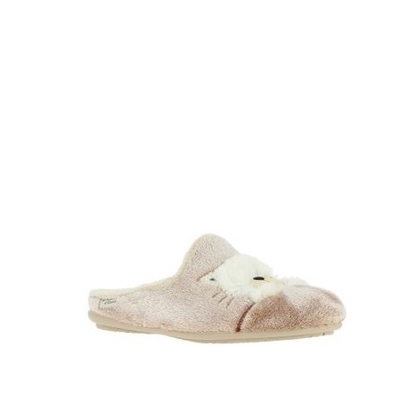 Mule fantaisie chat Rose