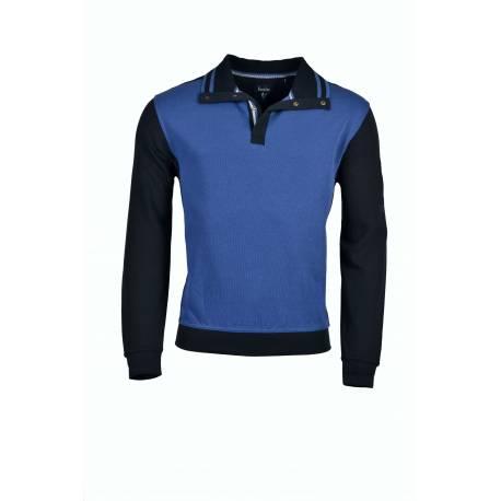 Sweat Stay Fresh sporty blue