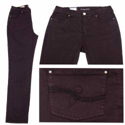 Jeans Dora confort fit rubin