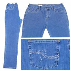 Jeans Dora confort fit summerstone