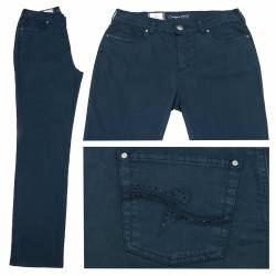 Jeans Dora confort fit petrol